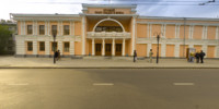 Russian dramatic and puppet-show theatre