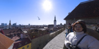 wwp304: The Original WWP - View of Tallinn City