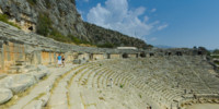 Roman theatre of Myra