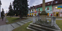 Historic centre of Poprad