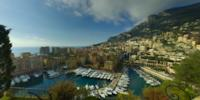 View to Port of Fontvieille #2