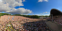 "XXV Song Celebration ""To Breathe as One"" (127 megapixels flat panorama)"